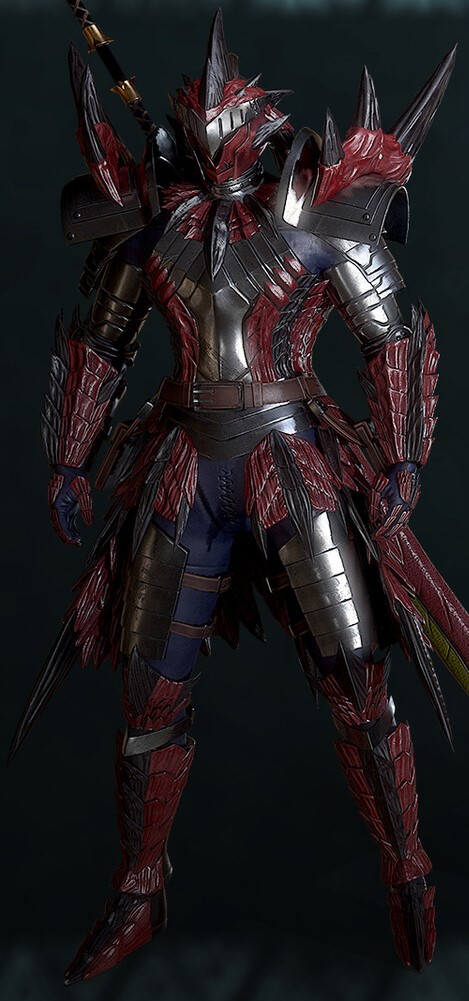 Armor of the Fire Guardian